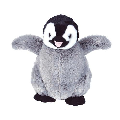 Wild Republic Cuddlekins 12in Playful Penguin Stuffed Animal