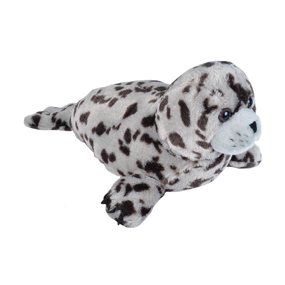 Wild Republic Cuddlekins 15in Harbor Seal Stuffed Animal