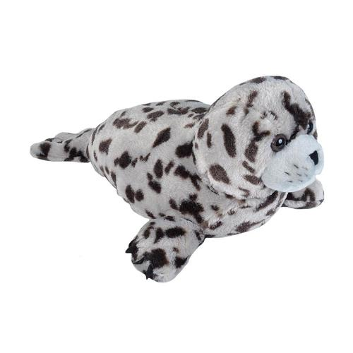 Wild Republic Cuddlekins 15in Harbor Seal Stuffed Animal