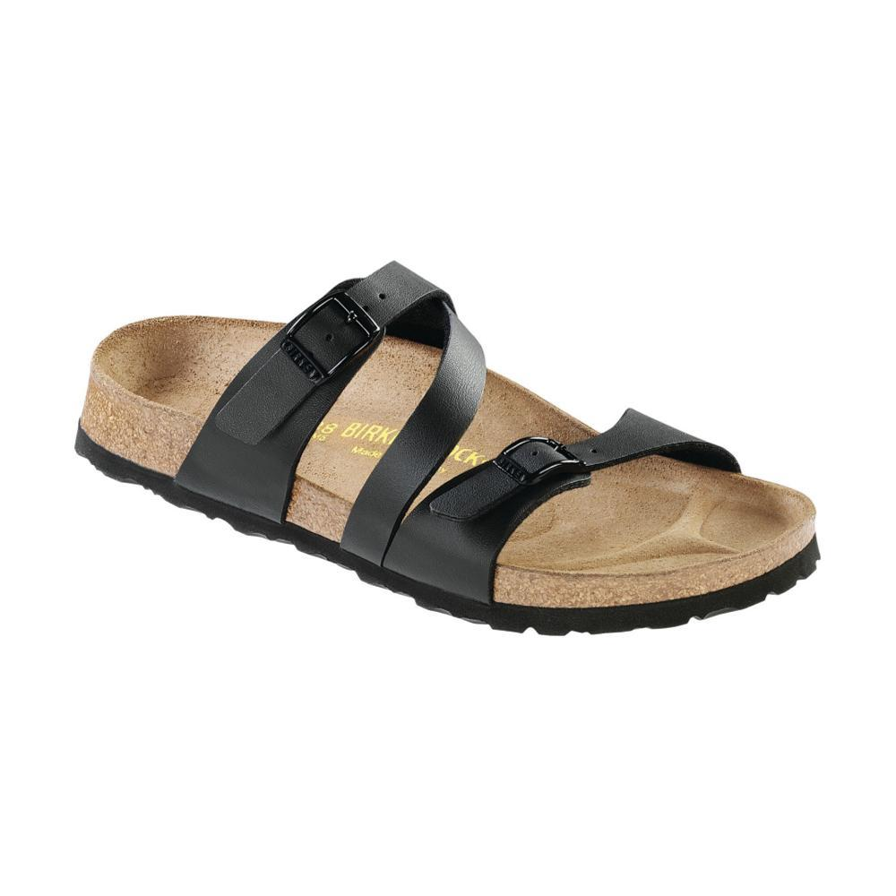 7072856333 Selected Color Birkenstock Women s Birko-Flor Salina Sandals BLKBIRKO