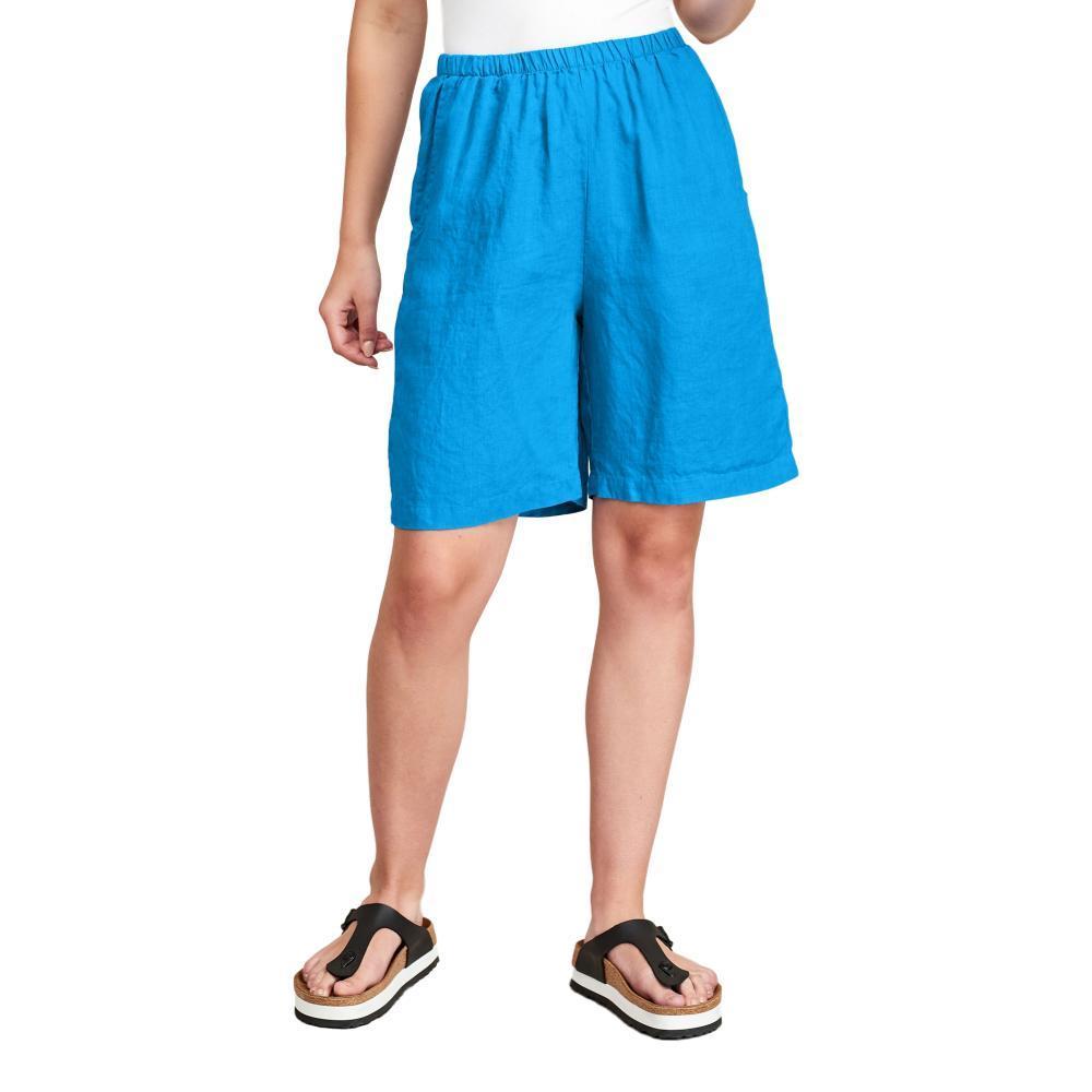FLAX Women's Sun Shorts OCEAN