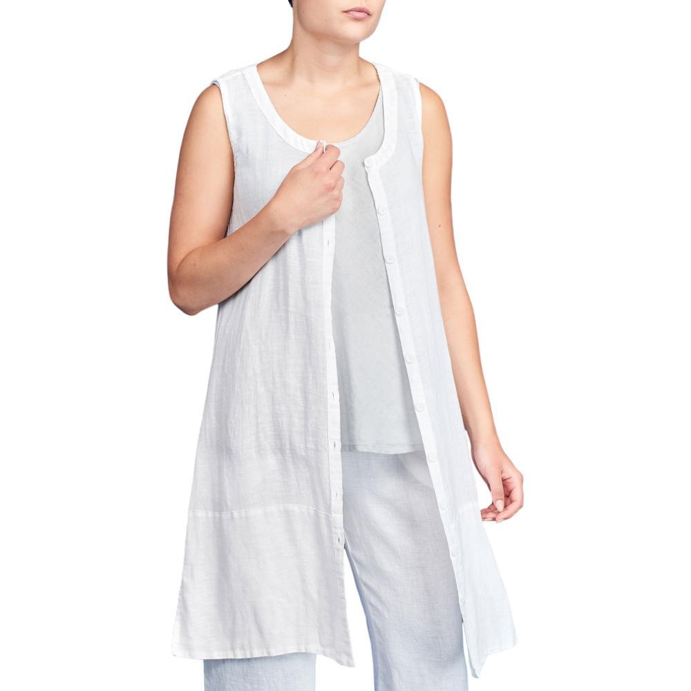 FLAX Women's Marigold Layer WHTVOILE