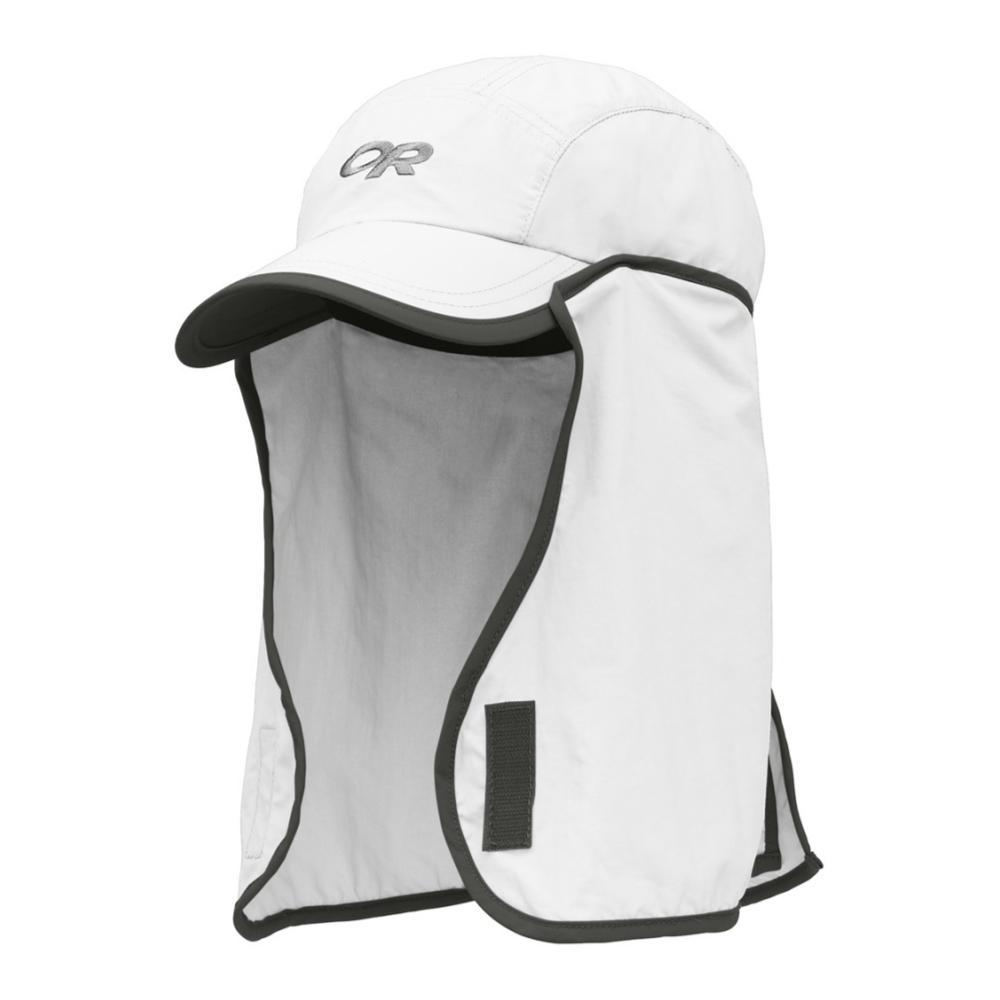 Outdoor Research Kids Sun Runner Cap WHITE_002