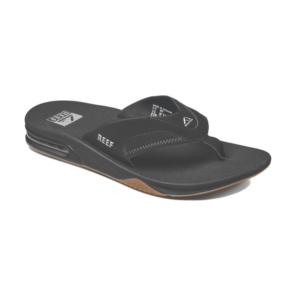 351a30b515a4 Selected Color Reef Men s Fanning Sandals BLKSLV