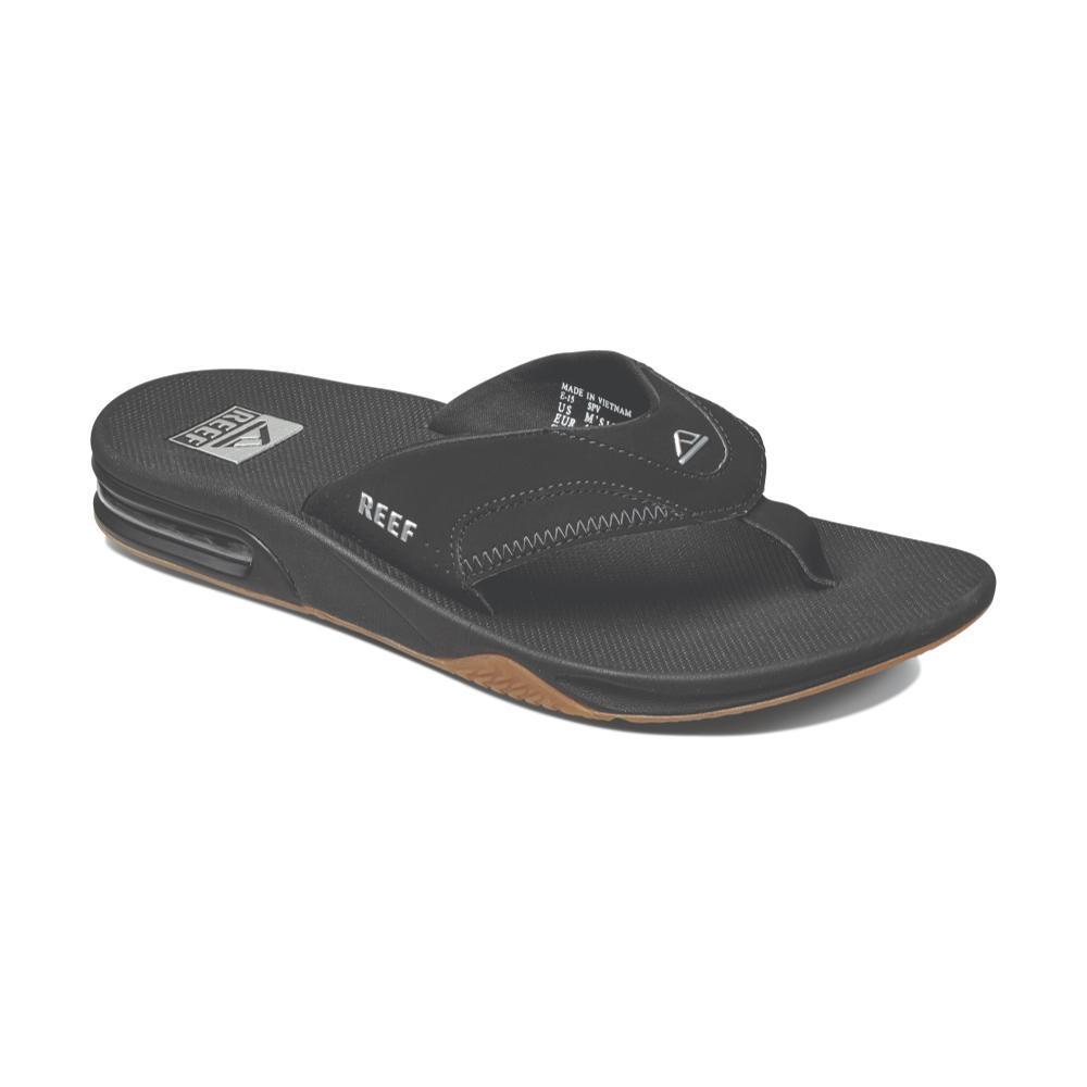 Reef Men's Fanning Sandals BLKSLV