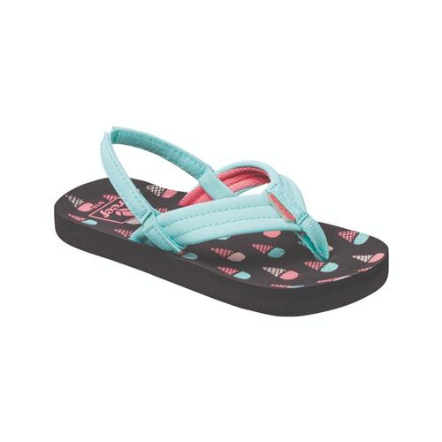 Reef Girls Little Ahi Sandals