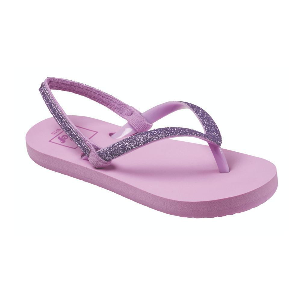 Reef Girls Little Stargazer Sandals LAVNDR_LAV