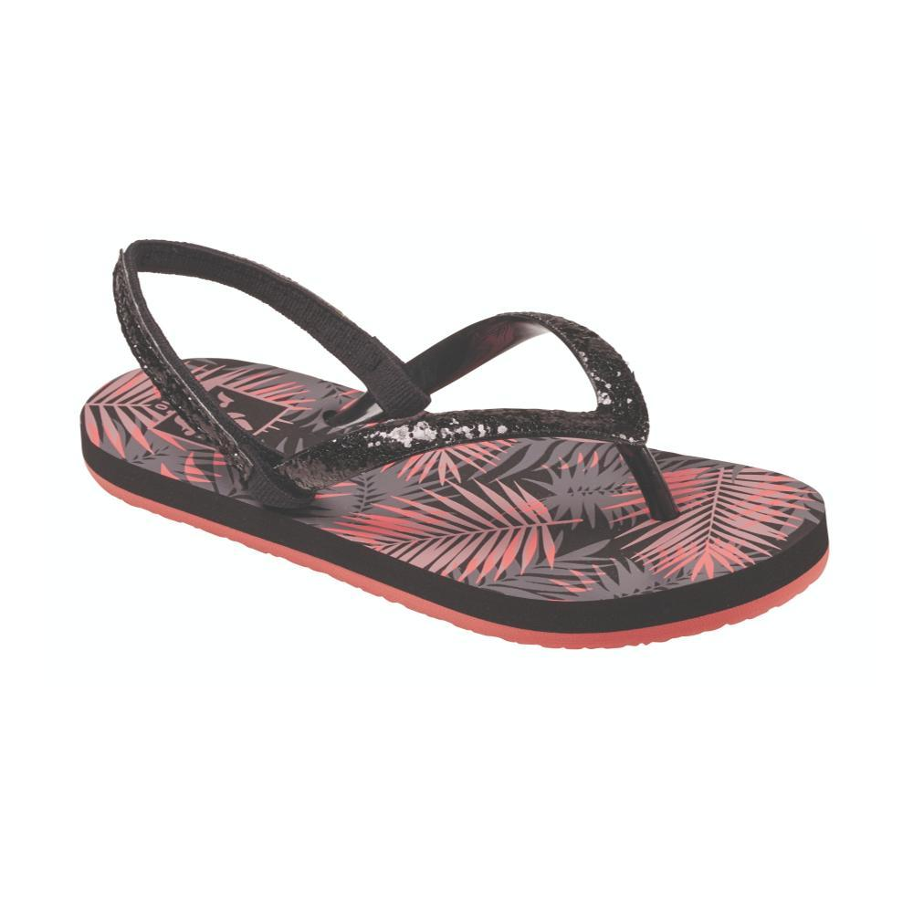Reef Girls Little Stargazer Prints Sandals