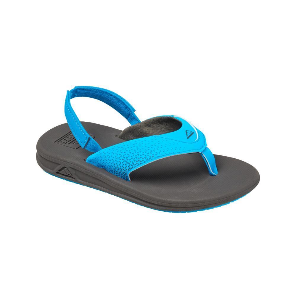 Reef Boys Grom Rover Sandals GRYBLU_GBL