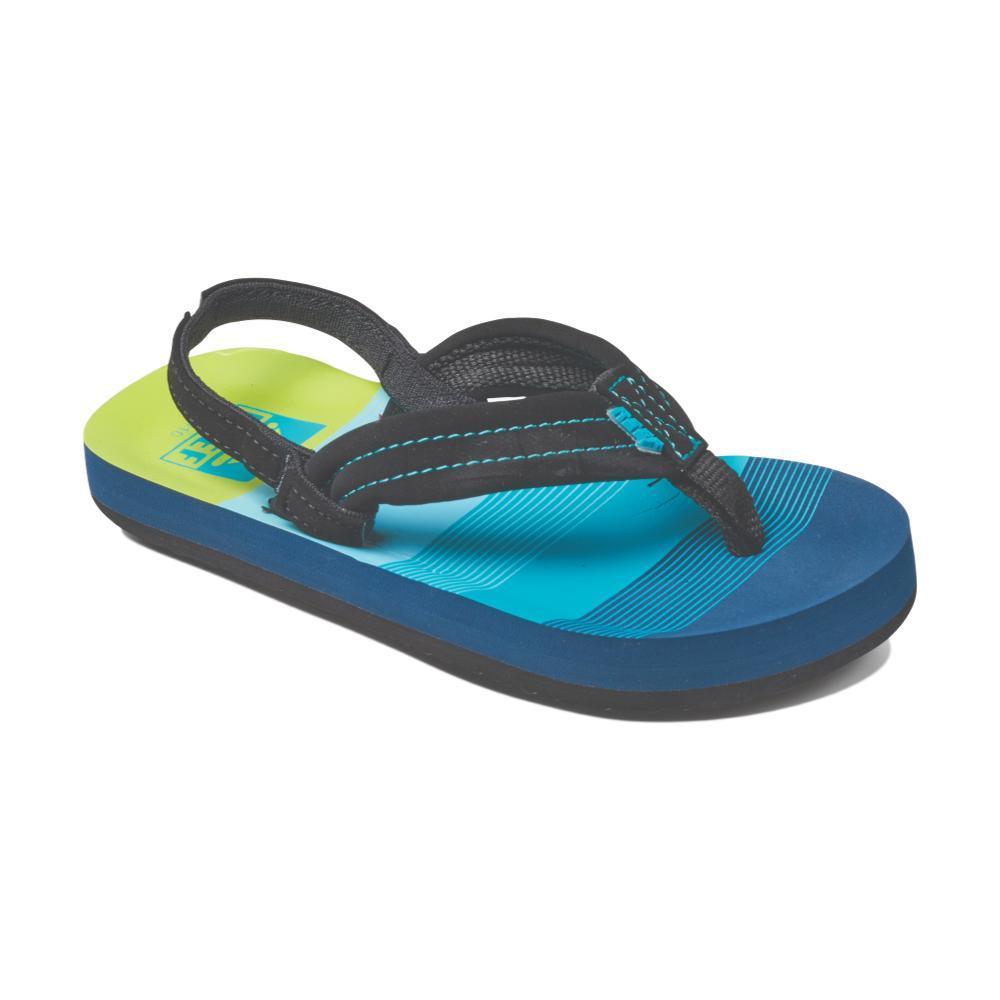Reef Boys Ahi Sandals AQUAGRN_AGN