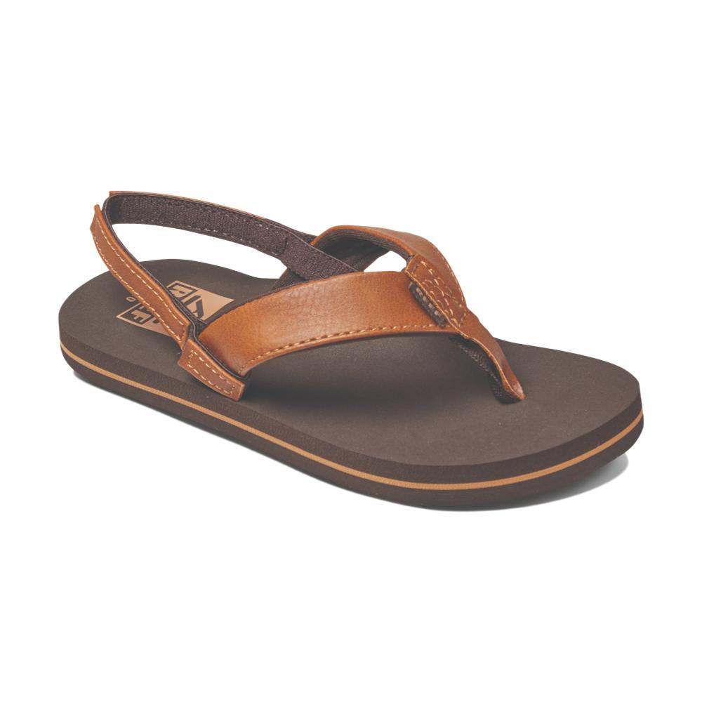 Reef Kids Grom Twinpin Sandals BROWN_BRO