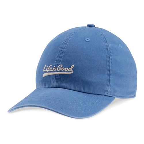 Life is Good Kids Ballyard Script Chill Cap