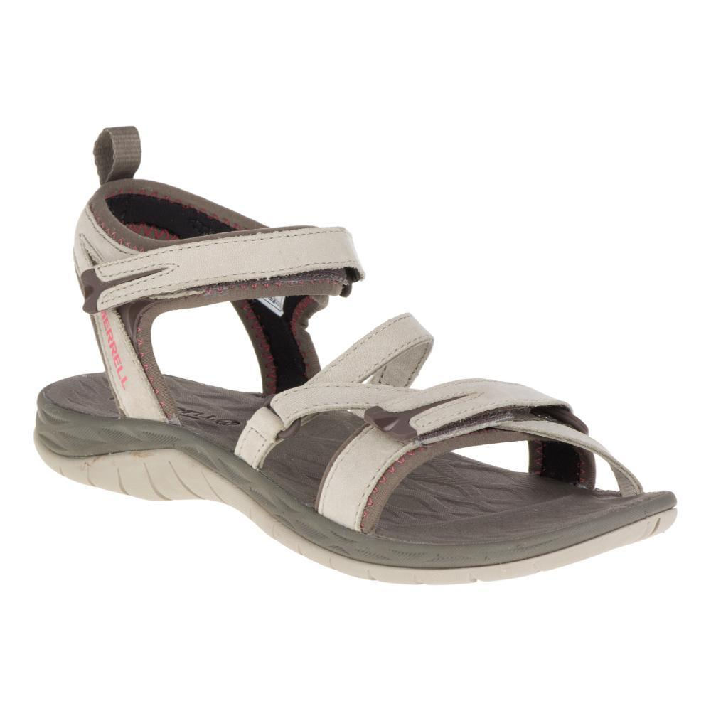 Merrell Women's Siren Strap Q2 Sandals ALUMINUM