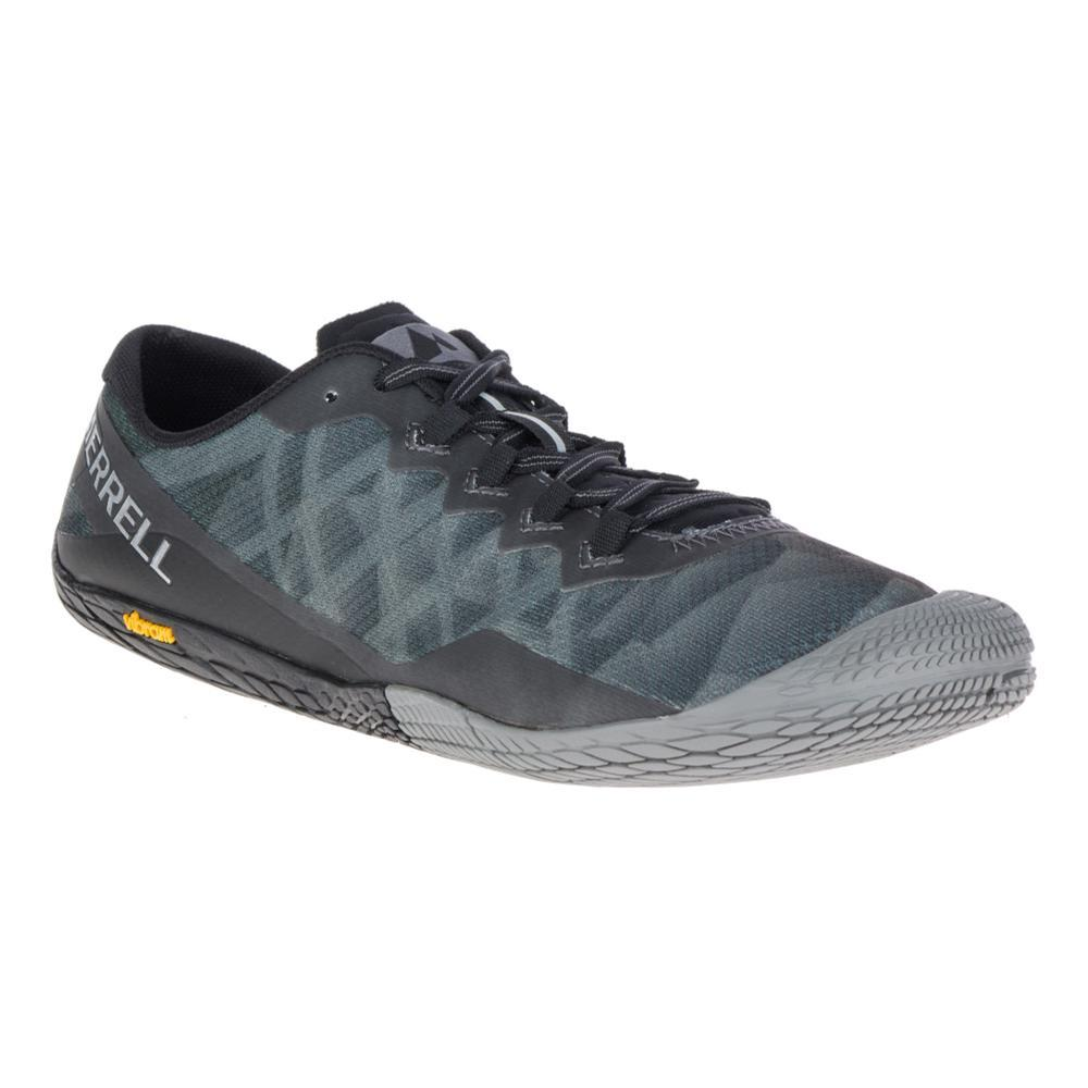 Merrell Men's Vapor Glove 3 Running Shoes BLK.SILVER