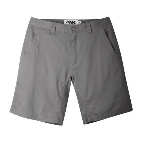 Mountain Khakis Men's Lake Lodge Twill Shorts - 10in Lunar