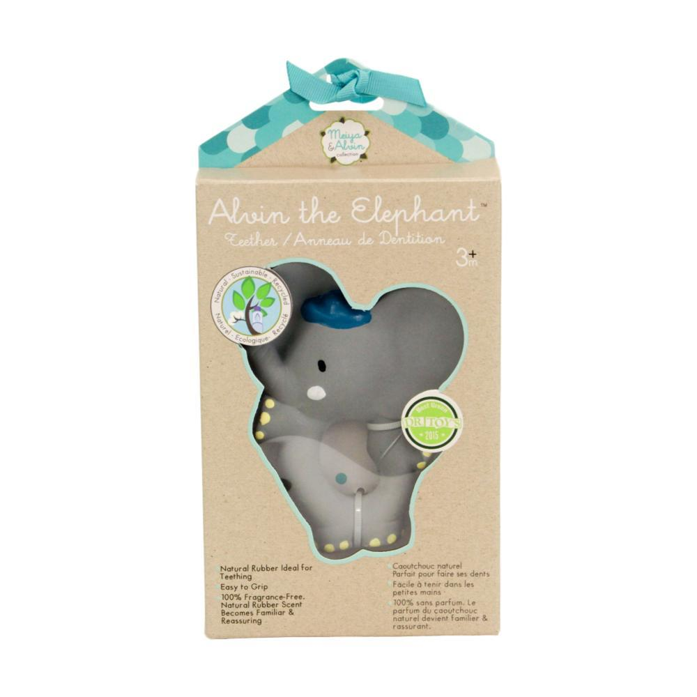 Great Pretenders Alvin The Elephant Teether