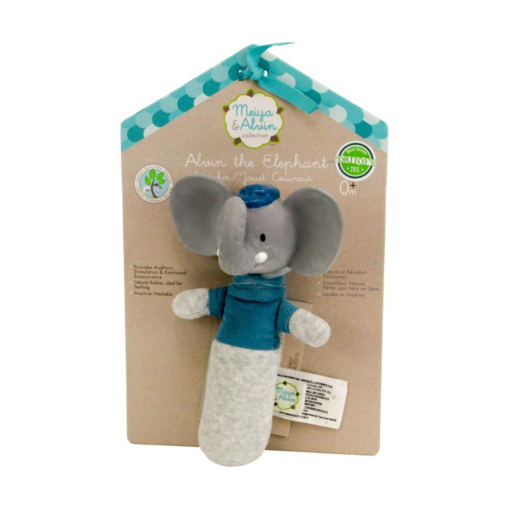 Great Pretenders Alvin The Elephant Squeaker Toy