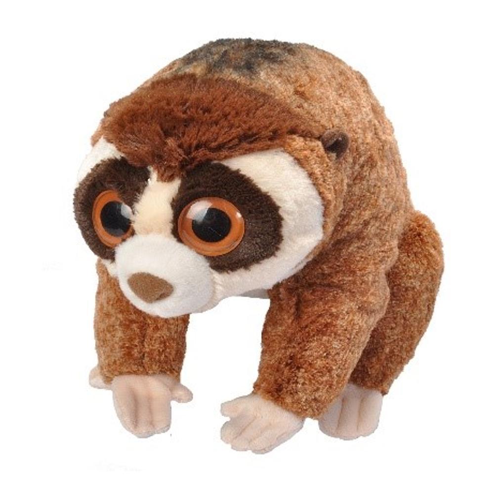 Wild Republic Cuddlekins 12in Slow Loris Stuffed Animal