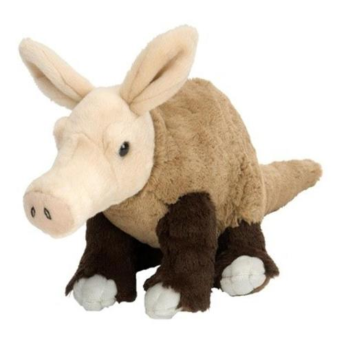 Wild Republic Cuddlekins 12in Aardvark Stuffed Animal