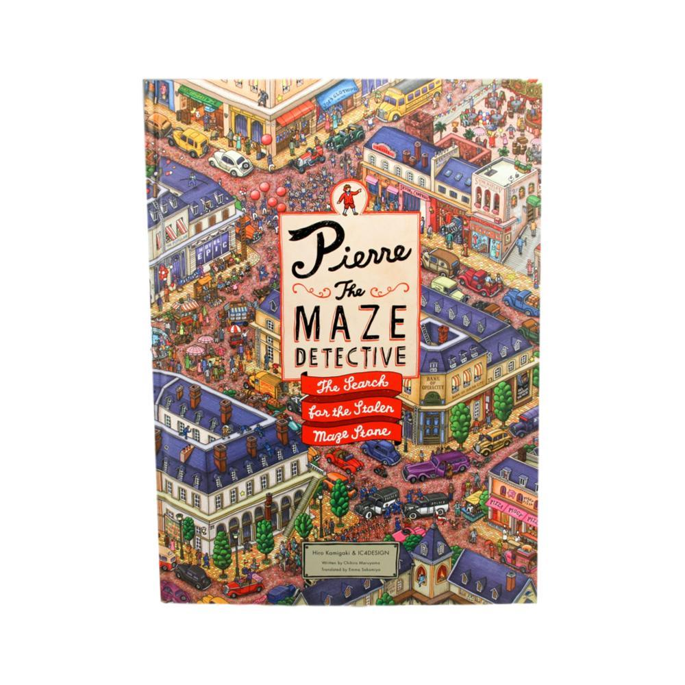 Pierre The Maze Detective By Hiro Kamigaki And Ic4design