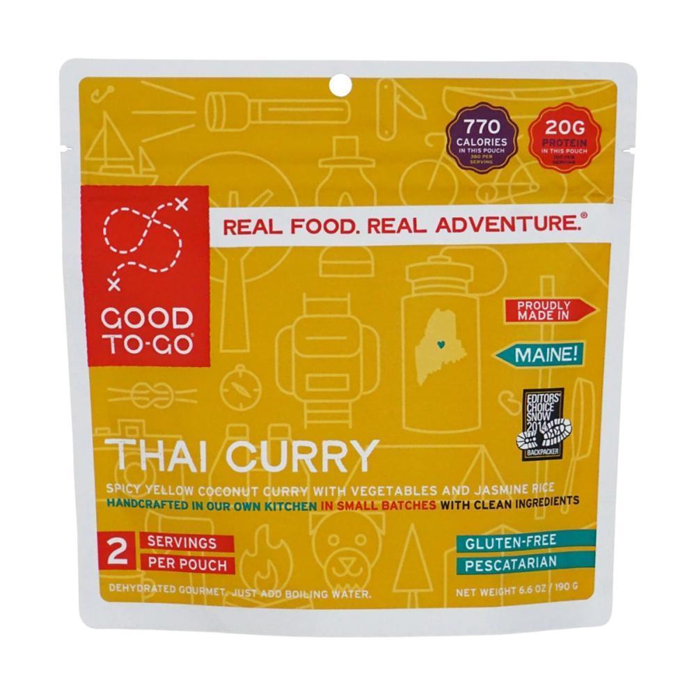 Good To- Go Thai Curry