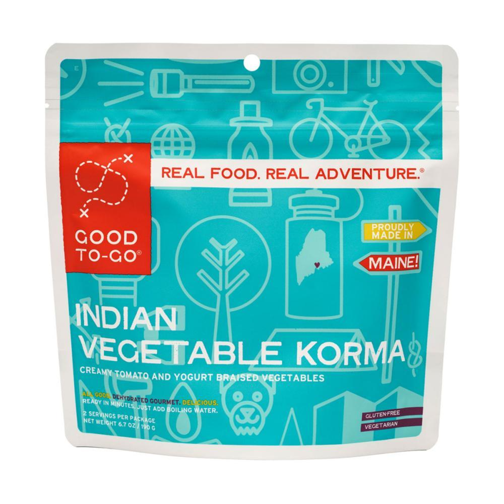 Good To- Go Indian Vegetable Korma