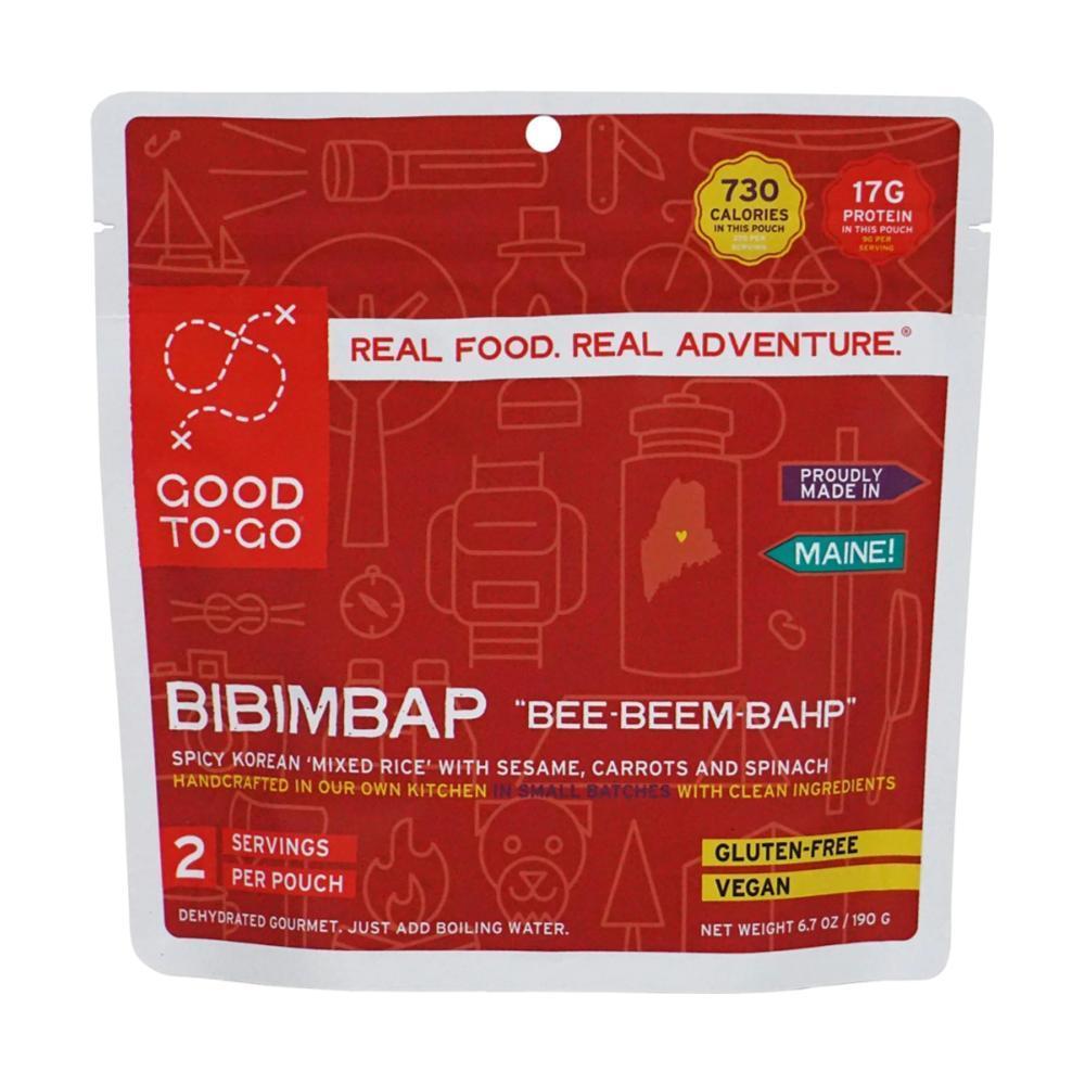 Good To- Go Bibimbap