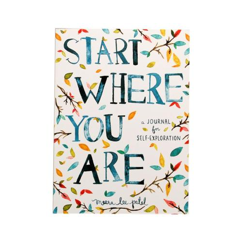 Start Where You Are By Meera Lee Patel .