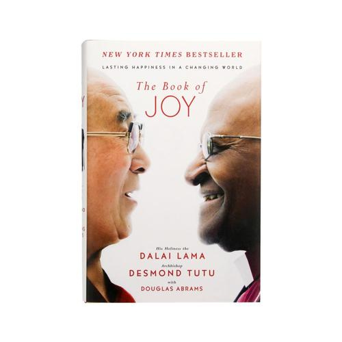 The Book Of Joy By Dalai Lama, Desmond Tutu And Douglas Carlton Abrams D.Lama_tutu