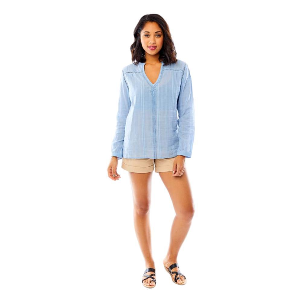 Carve Designs Women's Dunmore Tunic CHAMBRAY