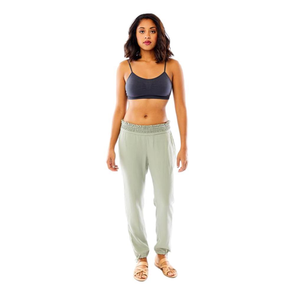 Carve Designs Women's Tori Pants SEAGLASS