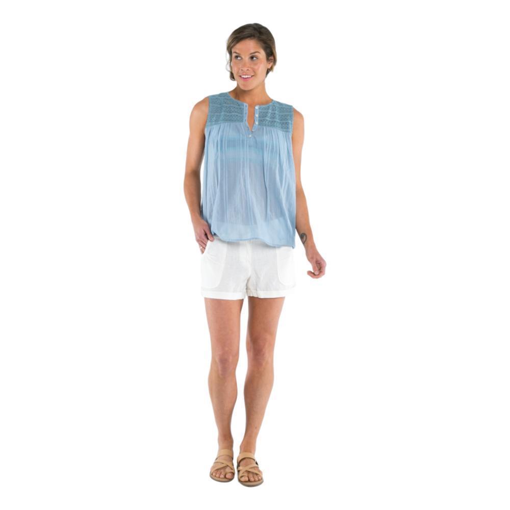 Carve Designs Women's Allison Sleeveless Shirt CHAMBRAY