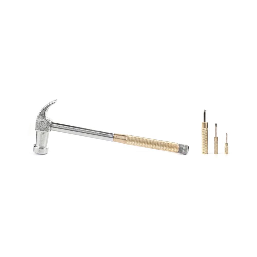 Kikkerland Design Hammer Multi Tool