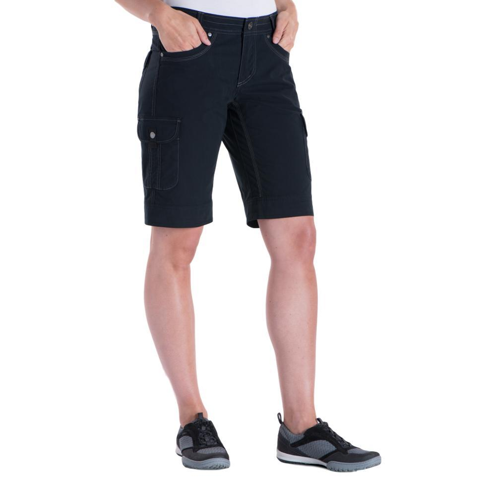 KUHL Women's Splash Shorts - 11in BLACK