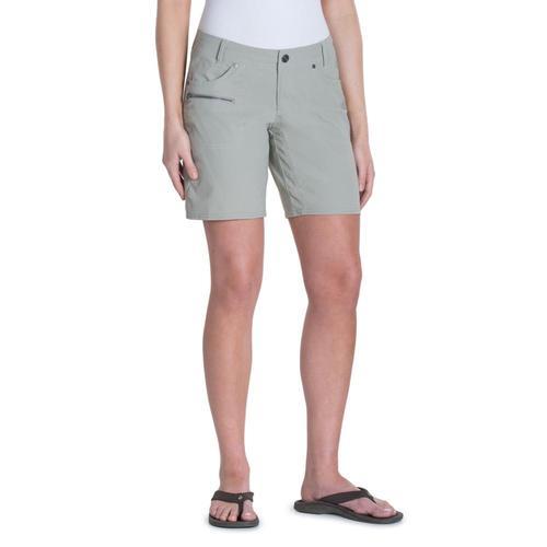 KUHL Women's Kliffside Air Roll-Up Shorts Khaki
