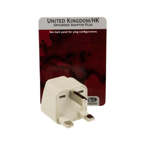 Voltage Valet GUD Grounded Apdapter Plug - United Kingdom/Hong Kong