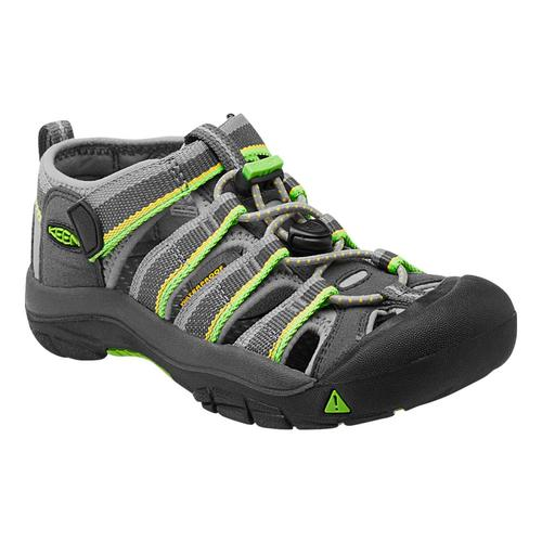 KEEN Youth Newport H2 Sandals Racer_gray