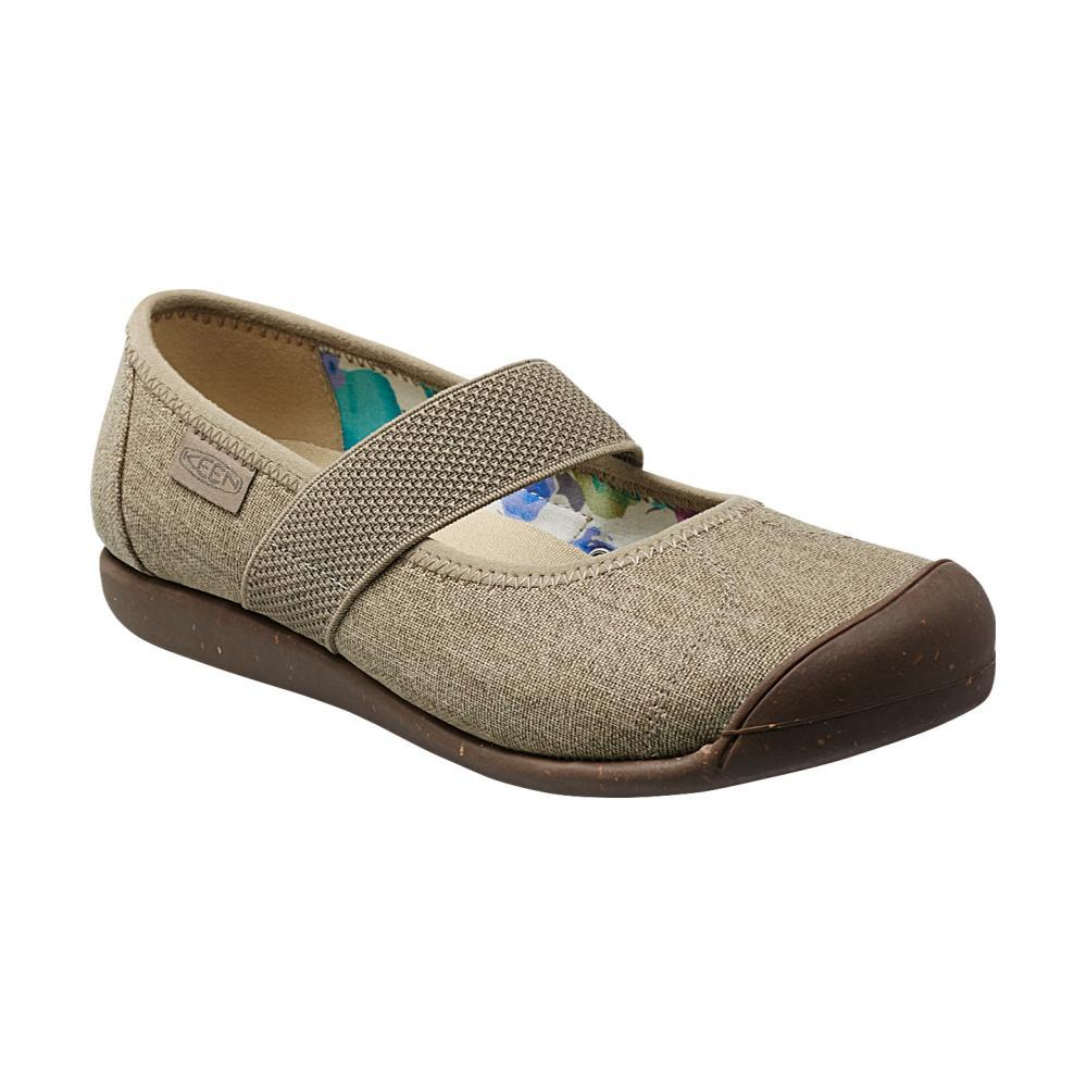 KEEN Women's Sienna Canvas Mary Janes BRINDLE