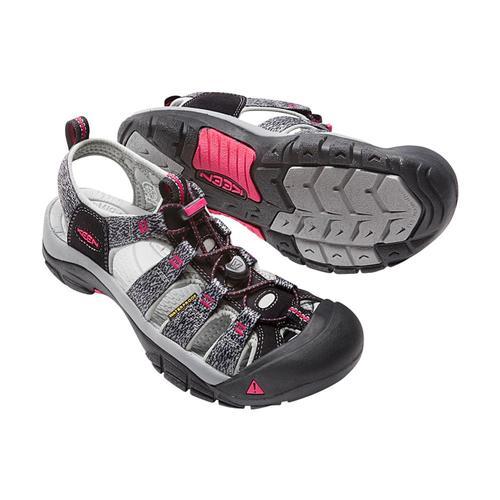 KEEN Women's Newport H2 Sandals Blkrose