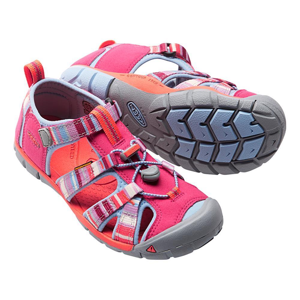 471cc333d343 Selected Color KEEN Kids Seacamp II CNX Sandals BRIGHTROSE