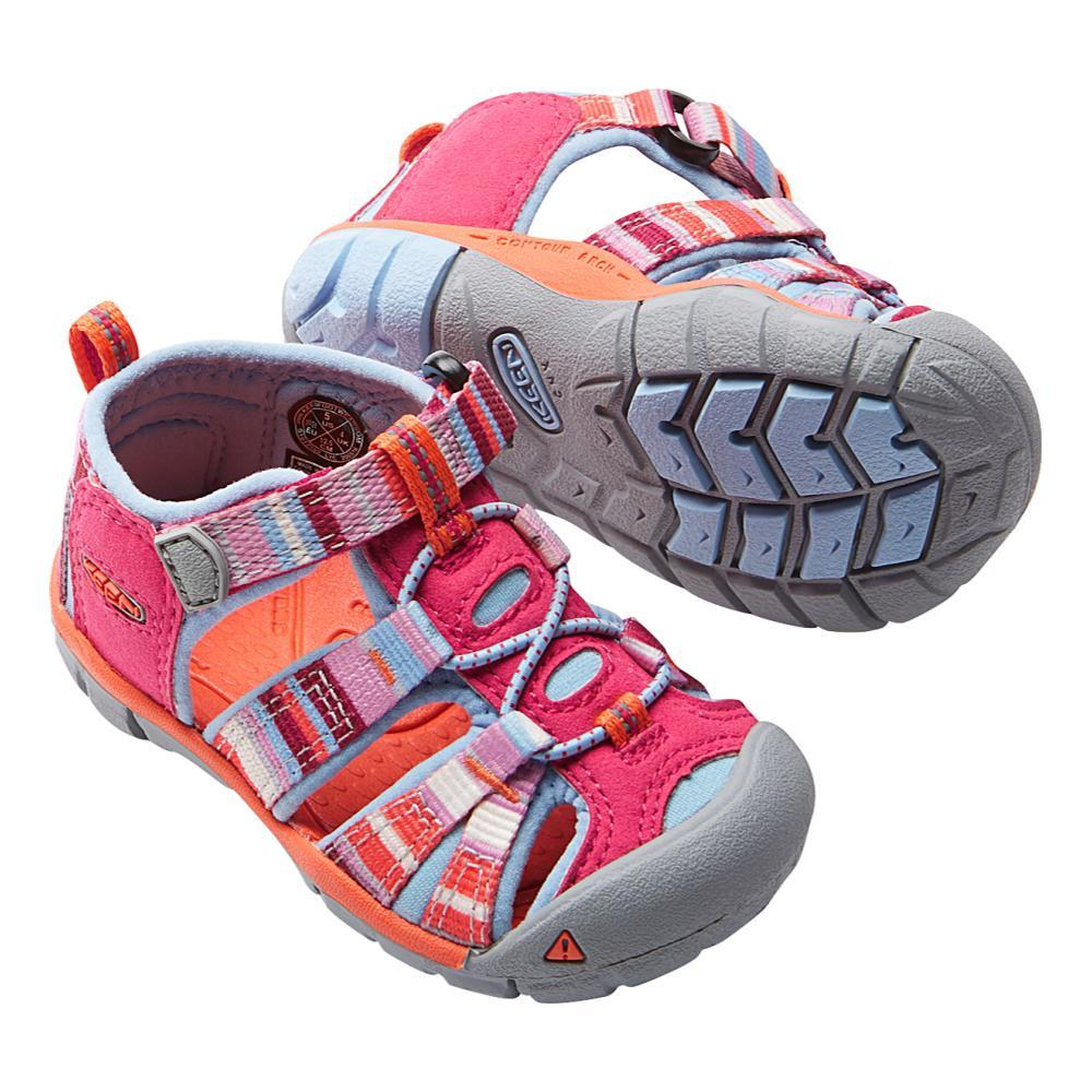 KEEN Toddler Seacamp II CNX Sandals BRIGHTROSE