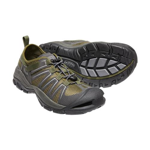 KEEN Men's McKenzie II Water Shoes Olive.Rvn