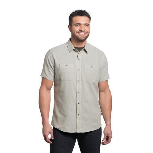 KUHL Men's Skorpio Tapered Short Sleeve Shirt