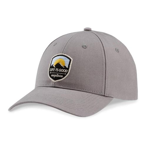 Life is Good Explore Shield High Rise Chill Cap