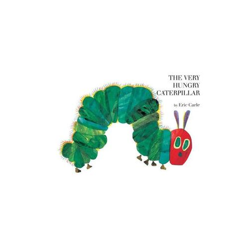 The Very Hungry Caterpillar By Eric Carle Board