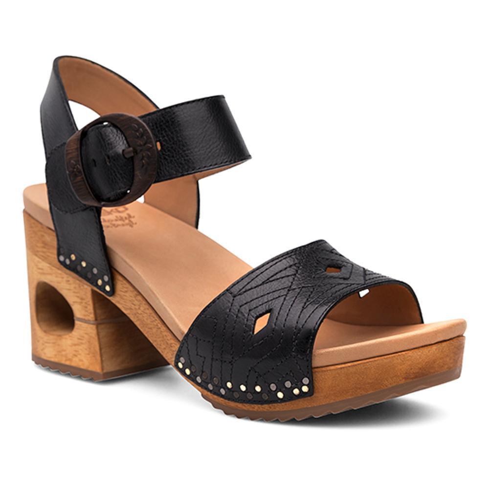 Dansko Women's Odele Sandals BLACK