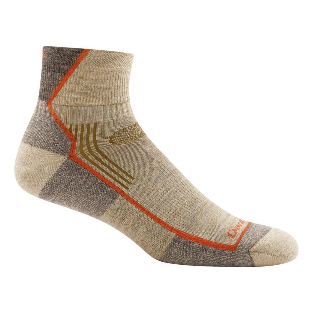 Darn Tough Men's Hiker 1/4 Cushion Socks OATMEAL