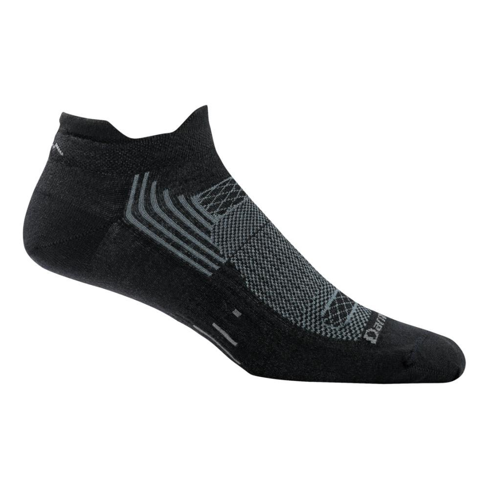 Darn Tough Men's Juice No Show Light Cushion Socks BLACK