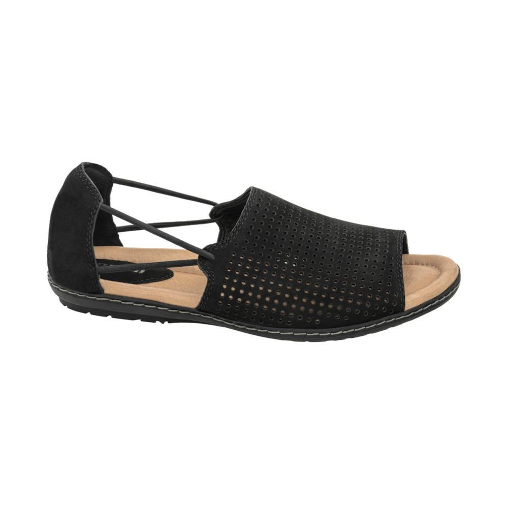 Earth Shoes Women's Shelly Sandals BLACK