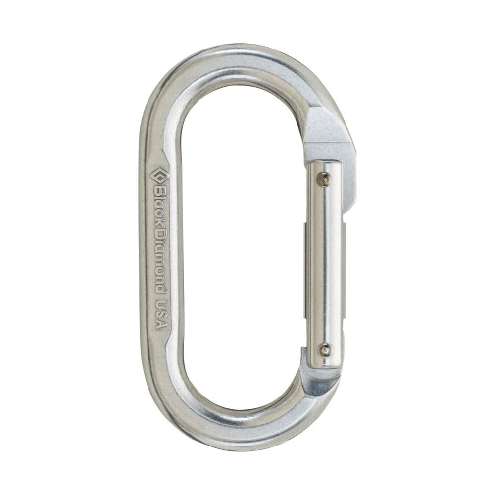 Black Diamond Oval Carabiner - Polished